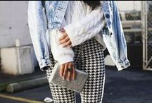 Pants / Denim, leggings, trousers, metallics, and more / by SHEfinds