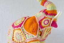 Crochet / Knitting / by Jenneke van Maurik