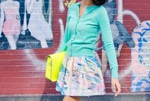 Skirts / When in doubt, wear a skirt! / by SHEfinds