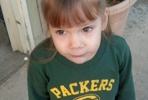 Packers all day every day! / by Melanie Wells
