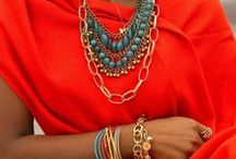 Accessories add pop! / jewelry, bracelets, rings, necklaces, jewelry sets, diamonds, turquoise, and all things that accessorize an outfit! / by Gayla Nelson
