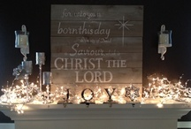 It's Beginning to Look Like Christmas / by Kelly Odom