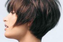 Short Hair / Short hair / by Janae Smith Studio
