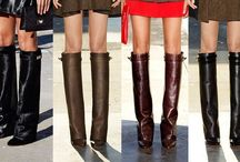 Tall Boots / Shoes / by Janae Smith Studio