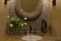 Bathroom ideas / by Donna McCrackin