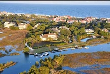 Coastal SC Homes / Homes and Villas for sale in the Pawleys Island area of South Carolina, with particular emphasis on DeBordieu Colony, a gated oceanfront community located just north of Charleston, SC featuring private golf and tennis, saltwater creek access to the ocean, a manned security gate, and luxury homes and villas surrounded by thousands of acres of wildlife and nature preserves.  / by Troi Kaz
