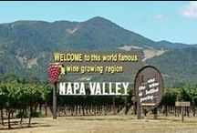 Napa Valley / by Touring & Tasting