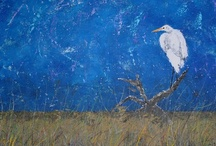DeBordieu Art / A collection of beautiful works of art inspired by the beauty of DeBordieu, a private coastal community between Charleston and Pawleys Island, South Carolina. / by Troi Kaz