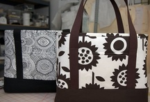 Bag Addiction / bags and totes to sew someday / by Michelle