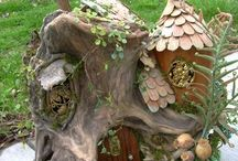 Garden: In the Fairy Garden / by Jemstone