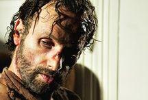 Rick Grimes kiks ass / by Francesco Bonini