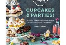 OUR BOOK! Trophy Cupcakes & Parties!  / Deliciously Fun Party Ideas and Recipes from Seattle's Prize-winning Cupcake Bakery. Available September 24th. Sasquatch Books / by Trophy Cupcakes