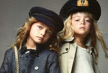 Little Fashionistas - Kids Apparel / by Fira A. Swusten