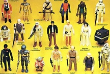 Kenner Star Wars / Kenner Star Wars figures, vehicles and play sets. / by Scott Kinney