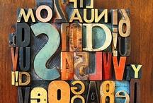 tīpəˈgrafik(ə)lē Speaking / Typography that inspires me / by Scott Kinney