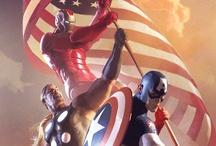 Superheroes / I love comic book heroes! / by Scott Kinney