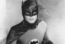 The Bat Man / Dark Knight imagery. / by Scott Kinney