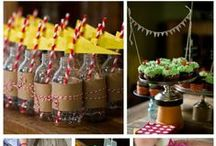 Kid Party Inspiration / A few little things to make your next kid's party sing! / by Paper Source