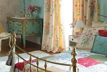 Kids Rooms / These are my dream room idea's for my daughter (and she also likes them) / by Emily Dorough