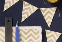 Chevrons / From fine paper to rubber stamps, see how chevron is transforming paper crafts! / by Paper Source