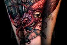 Ink/Tattoo/Body Modification/Piercing/Tattoo ideas / tattoos / by Kimberly Shobe