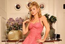 Pinup and vintage hair and style / by Emily Dorough