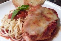 Ciao ITALIANO! / Italian or Italian-like food / by MeLeah Hensel