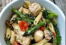 Oh the PASTA-BILITIES! / Pasta, pasta, and oh yeah, pasta! / by MeLeah Hensel