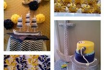 Babies & Baby Showers  / Babies...shower them with love...and don't forget Mommy!! / by Jennifer Alonso - Couture Chic Designs