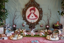 Little Red Riding Hood Shower / by Banner Events