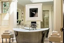 Bathrooms & Powder Rooms / by Lindajane Keefer