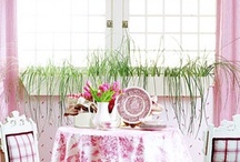 Color: Pink Rooms I Love / by Lindajane Keefer