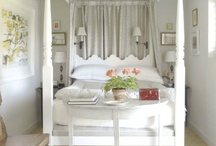 Color: White Rooms I Love / by Lindajane Keefer