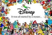 It all started with a mouse. / by Laura Cazalas