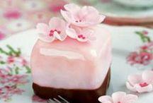 Wedding cakes/desserts - Tartas y mesa de dulces / Todas las delicias para ofrecer en una boda, ideas dulces! Diabéticos abstenerse! / by Ameliste.es lista de bodas