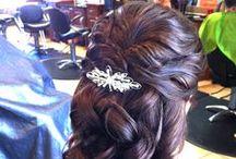 Wedding Hair / by Sue Ann Jessmer