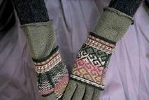 Free Knitting Patterns  & eBooks / by Interweave