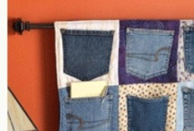 Upcycle / Add #upcycle to your reduce, reuse, recycle #DIY routine! #GoGreen  / by Interweave