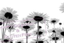 Happy Go Lucky & GF / by Melanie:  Happy Go Lucky and Gluten Free