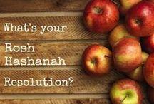 Rosh Hashanah & Yom Kippur / by Lisa  ♥ Kadis