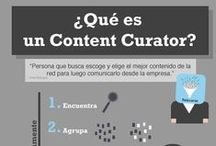 Infografias CONTENT CURATOR / by Carmen Pérez Villanueva