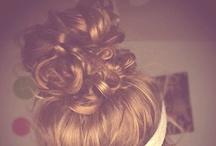 make up/hair/nails / by Tara IndianaJonez
