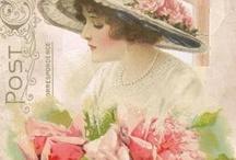 Rose Art / by Dinah Roberts