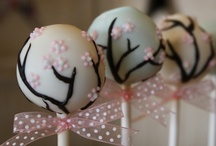 Cake Pop's / by Kathy Kate Rager Thornton