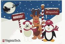 Virginia Tech Christmas and Holiday / Get in the Christmas spirit and the Hokie spirit! We love Virginia Tech ornaments & decorations :) / by Campus Emporium