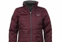 Cold Weather Hokie Fashion / Whether you're in Blacksburg or sporting Hokie pride somewhere else, be prepared for cold weather!  / by Campus Emporium