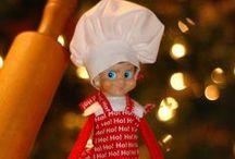 Elf on a Shelf / by Hope Whiteford