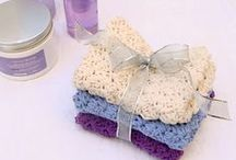 Knit 'n Crochet - Dishcloths & Doilies / by Kathie Pawlowskis