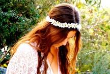 Pretty Hair / by Danella Ruth Antonio