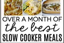eat :: crock pot / by Becky | Clean Mama
